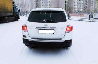 внедорожник Toyota Highlander, цена 1 250 000 руб.,в Москве Фото 5