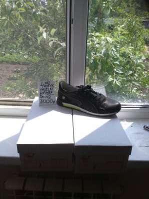 Обувь из нат. материалов