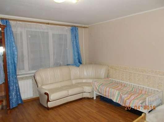 Сдаю просторную однокомнатную квартиру