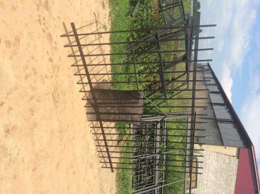 Секции заборные в Тамбове Фото 1