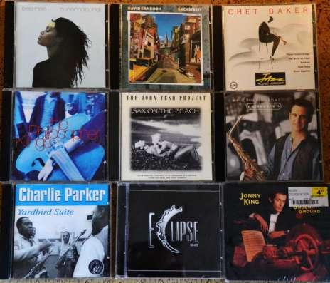 Американские компакт диски в Москве Фото 5