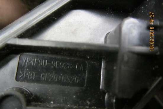 Дроссельная заслонка электрическая 1.6 Ford Focus 2; Fusion