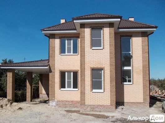 Строительство частных домов в Ростове-на-Дону Фото 1