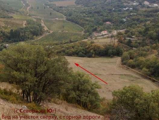 Участок в Нижней Кутузовке в г. Алушта Фото 3