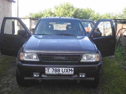 Продам Opel Frontera 1996г