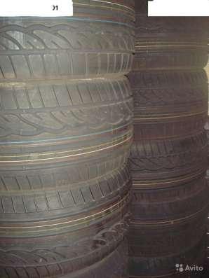 Новые разноширокие Dunlop 245/40 275/35 r18