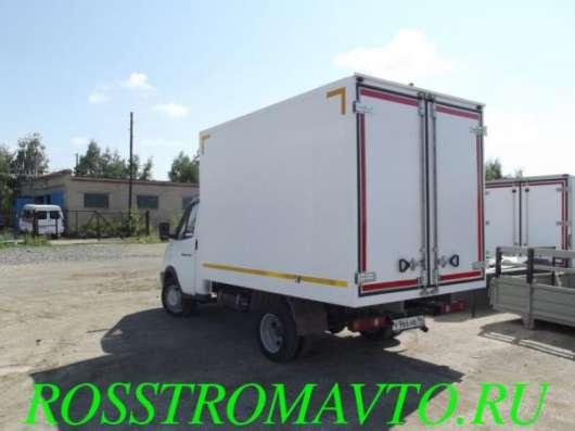 Ремонт фургонов и гидробортов
