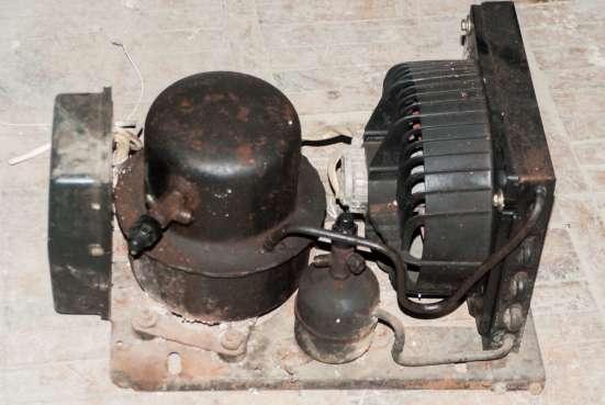 Компрессор холодильный 220В в г. Запорожье Фото 5
