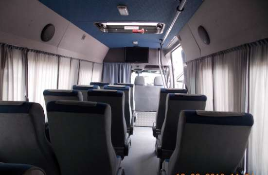 Аренда микроавтобусов в Саратове, пассажирские перевозки. Фото 2