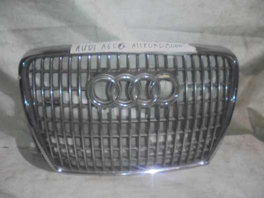 Решетка бампера Audi A6 C6 Allroad