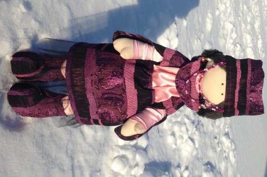 Интерьерная кукла ручной работы-оригинальный подарок в Новосибирске Фото 4