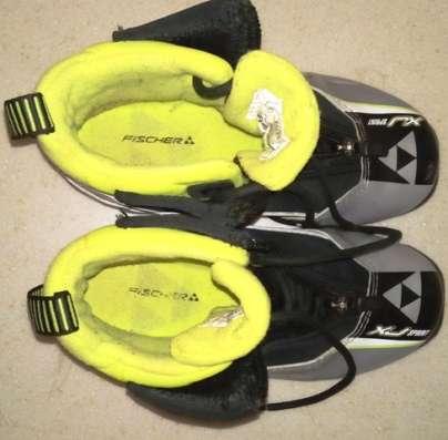 Лыжные ботинки Fisher XJ Sprint размер EU 31