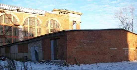 Продам производственное здание 1000 м2