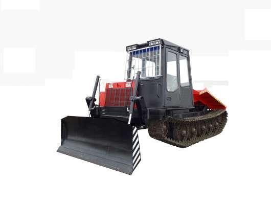 Трелевочный трактор (с увеличенной мощностью)
