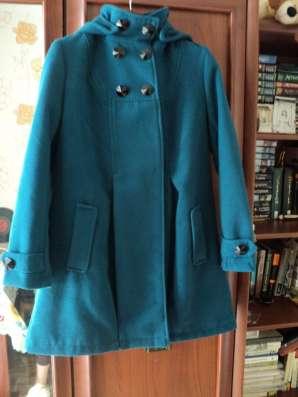 Осеннее пальто, туманно-голубое в г. Минск Фото 1