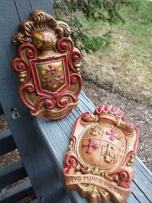 Семейный герб на заказ в Москве Фото 4