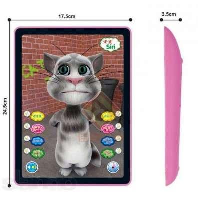 Популярный детский планшет с говорящим котом в Москве Фото 1