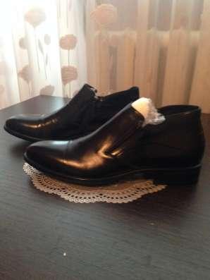 Продаются ботинки CARLO PAZOLINI в Екатеринбурге Фото 4