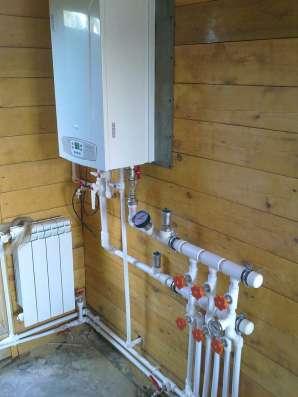 Услуги сантехника теплотехника