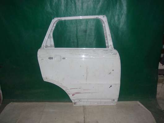 Правая дверь Land Rover Sport L494 белая