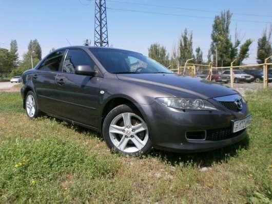 Продажа авто, Mazda, 6, Механика с пробегом 135000 км, в Волжский Фото 5