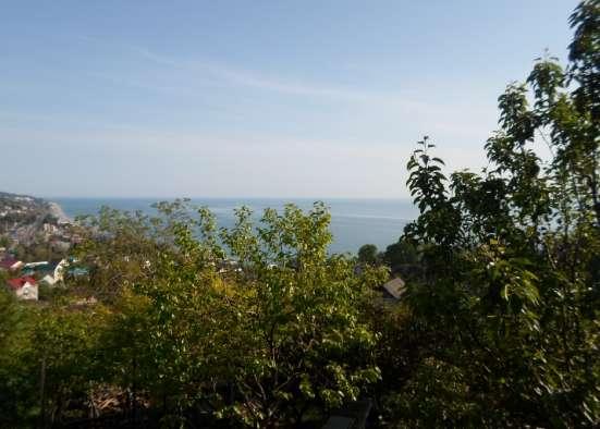 6 соток с видом на море