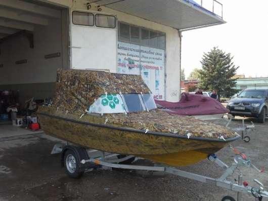 Новые пластиковые лодки в Краснодаре Фото 5