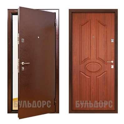 Входные стальные двери Форпост, Бульдорс, Торекс
