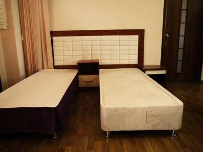 Кровати для гостиницы Бокс Спринг Сомье Бокс Спринг Сомье Сомье в Краснодаре Фото 2