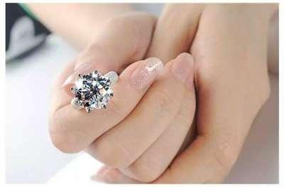 Кольцо Diamond Swiss Luxurious