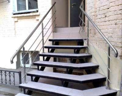 лестницы и перила в Ростове-на-Дону Фото 5