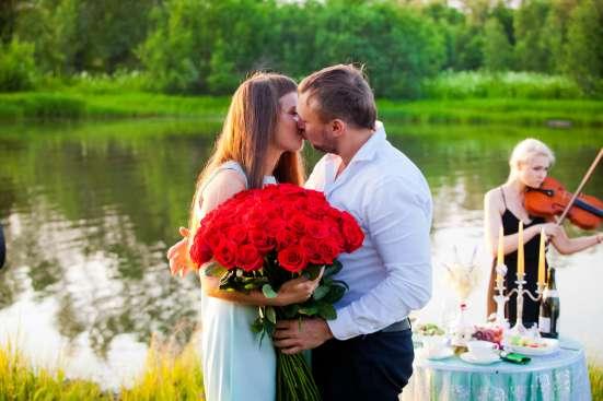 Свидание на природе, романтика