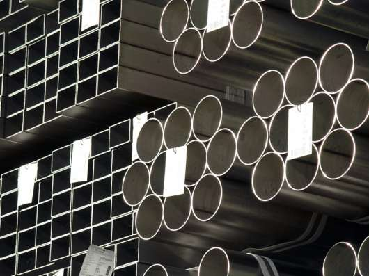 Трубы в Курске