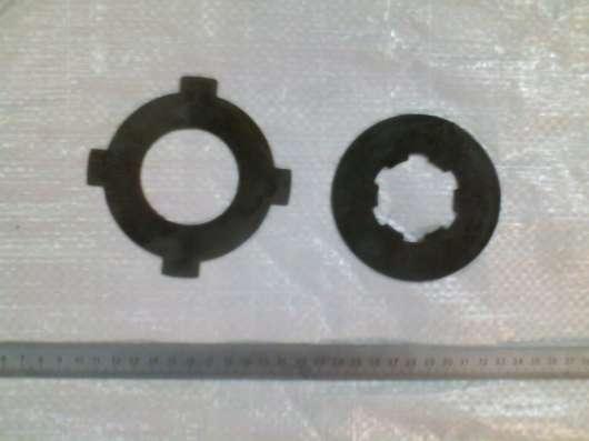 Диски фрикционные к токарному станку 1К62