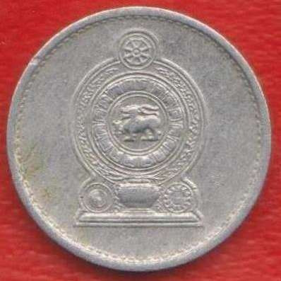 Шри-Ланка 1 цент 1989 г.