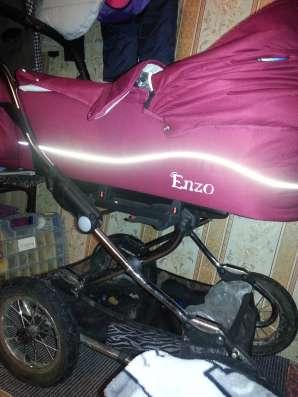 Продается коляска enzo jekky kids в Москве Фото 1