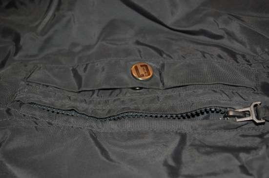 Куртка мужская серая весенняя демисезон р50-52