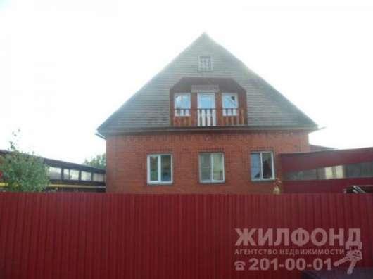 дом, Новосибирск, Черенкова, 170 кв.м.