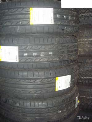 Новые летние Dunlop 195/65 R15 спорт лм704
