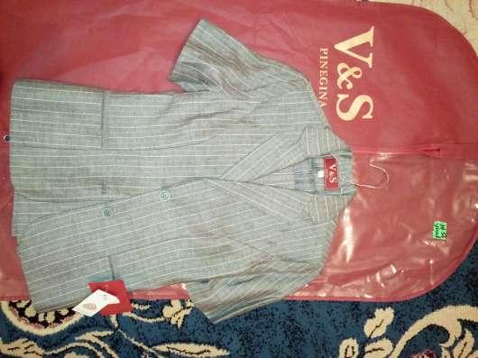 Брючный костюм лен, новый, размер М в г. Астана Фото 1