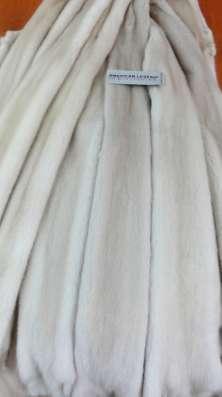 Шкурки норки Американ Легенд жемчуг
