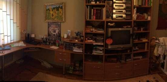 Стенка с компьютерным столом