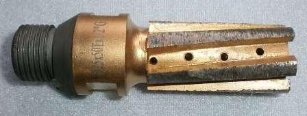 Фреза пальчиковая M0904 D20x50 1/2GAS гранит