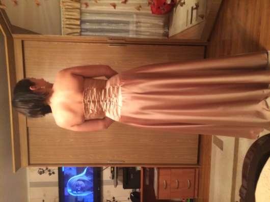 Шикарное платье в Одинцово Фото 1