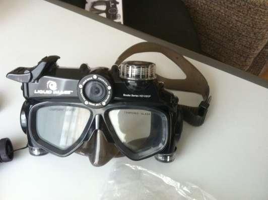 Продам камеру-маску для подводной фото-видеосъемки в Владивостоке Фото 4