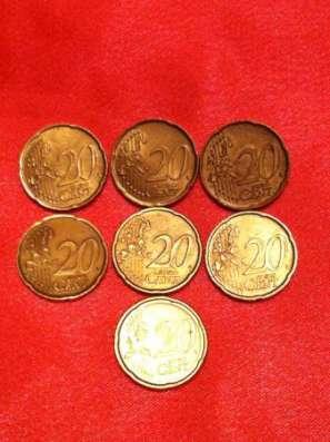 Финляндия 20 центов