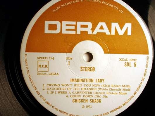 Chicken Shack – Imagination Lady