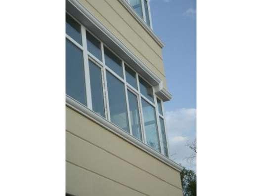 Утепление и отделка фасадов термопанелями и декором