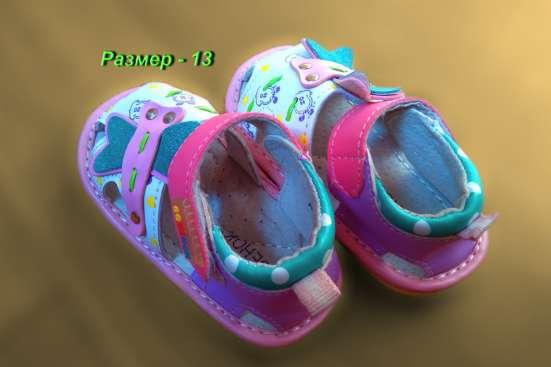 Детские сандалии ортопедические в Омске Фото 2