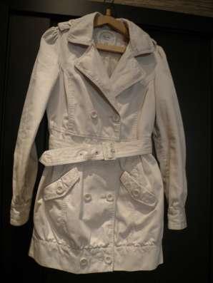 Продается джинсовое пальто р.44-46